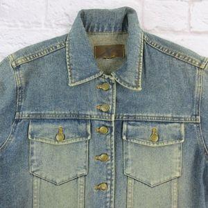 Xtreme Denim Jacket Size Large